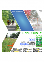 FY17 Linn County Popular Annual Financial Report